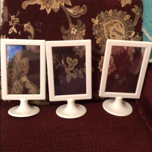 IKEA Other - Plastic photo frames